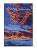 Aloha Hawaii ポストカード 絵画:パオハナタイム(Pauhana Time)
