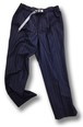 O- EASY TROUSERS 【Navy】
