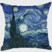 The Starry Night Cushion