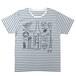 sauvignon blanc ボーダーTシャツ Lサイズ