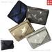 New Arrival ピソラロ Pisoraro  スタープリント ミニウォレット 三つ折り財布 ミニ財布 コンパクト 4color 送料無料