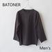 BATONER/バトナー・Football T-Shirt