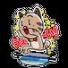 <アクリルフィギュア 160×160>うえ~いみーちゃん