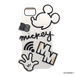 DISNEY/SILICONE iPhoneケース/YY-D003 WH