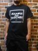 Ramen&Destroy ラーメン&デストロイ TEE BLK