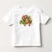 クレステッドゲッコー(エキゾチック)Kids Tシャツ