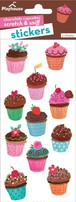 Chocolate Cupcakes scratch & sniff / PH