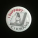 C.I.P.BOOK I SUPPORT badge
