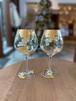 【金マスカット】大振りのブドウワイングラス1個/父の日ギフト・母の日ギフト・誕生日プレゼント・還暦祝い・結婚祝い
