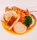 オマール海老 鮮魚 帆立 蛤のブイヤベース(2人前)