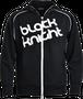 BLACK KNIGHT フルジップパーカー T-9420