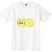 【桜庭るり選べるアバターシリーズ】きいろいネコ スリムTシャツ【全40色!!】