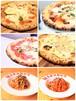 【ウチマルピッツァ4枚・ウチマルパスタ2種1食】ウチマルキッチンセット