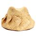 [curione] petal raffia hat