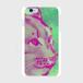 cat 表面のみ印刷スマホケース iPhone6Plus/6sPlus 白