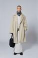コート / Y. & SONS×COMOLI / Tielocken coat / Beige(With liner)