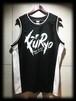 FuRyo / BASKETBALL SHIRT(BLACK×WHITE)