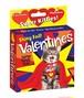 Super Kitties Shiny Foil! Valentines Card Set /PH
