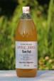 りんごジュース(葉とらずサンフジ)