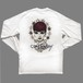 AMEN(maria.A) バックプリント ロングTシャツ