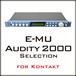 E-MU Audity 2000 Selection for Kontakt