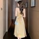 【dress】輝いて超人気 ! レディースファッションフェミニンデートワンピース3色 M-0269
