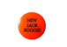 Button Badge (orange)