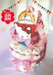 Kitty ちゃんオムツケーキ