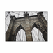 A3 Brooklyn Bridge Fabric Panel