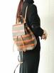 CELINE macadam backpack