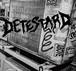 "DETESTARD ""ELEGY / CRIME AND PUNISHMENT"" シングルCD"