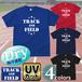 ドライTシャツ [Track & Field] 吸汗速乾 UVカット 男女兼用