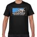 首里城再建チャリティ Tシャツ(ブラック)