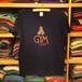 Tシャツ 'GYM' (blue)