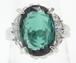 【SOLD OUT】グリーントルマリン ダイヤリング 3.05ct 0.07ct プラチナ ~【Super Good Condition】Green tourmaline diamond ring 3.05ct 0.07ct platinum~