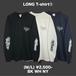 Long T-shirt①