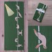 【てぬぐい】Grasp the pole