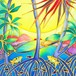 原画 Colorful tropics 8