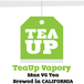 Tea Up E-JUICE Nicotine 0mg / 30ml