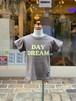 KIDS:NEEDLE WORKS【ニードルワークス】Daydream T-shirt(ブラウン/80〜150cm)デイドリームTシャツ