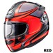 ARAI VECTOR-X TOUGH RED