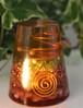 【魂の色】(完全オーダーメイド:円錐台(M)&ヒマラヤ産水晶)※写真はサンプルイメージ