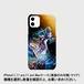 iPhone11,11 pro,11 pro Maxケース(表面のみ印刷:クリア):07_libra(kagaya)