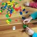 【3歳からのおもちゃ】フレーベルモザイクミニパック