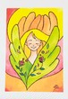 光の翼(ポストカード)