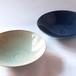 紅・青色七寸鉢
