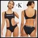 【予約販売】国内未入荷★Calvin Klein カルバンクライン モンキニ 水着 bikini ビキニ