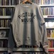 PICTURE MOUSE●champion reverse weave crew neck sweat(グレー)
