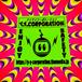 Y.Y.CORPORATION STICKER SET!!
