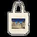 ハンガリー国会議事堂の油絵風トートバック